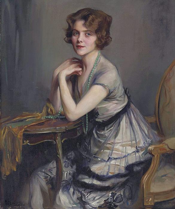 Winnie_Melville,_Mrs_Derek_Oldham (585x700, 399Kb)