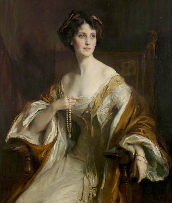 Уинифред, герцогиня Портленде (592x700, 389Kb)