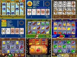 Игровые автоматы образы геминатор игровые автоматы