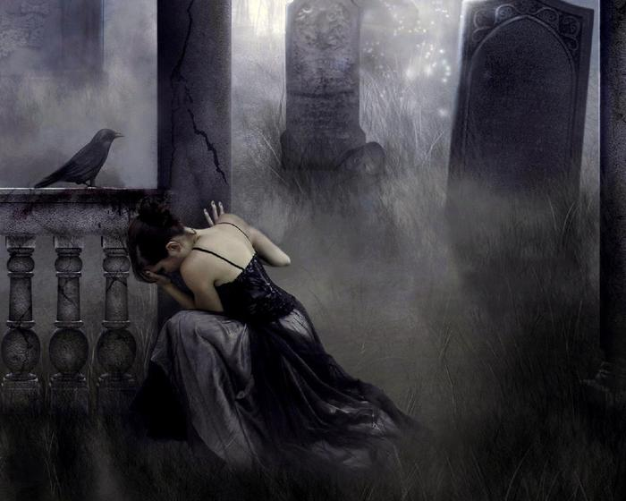 the_grieving_crow_crying_graves_dark_woman_hd-wallpaper-1059418 (700x560, 44Kb)