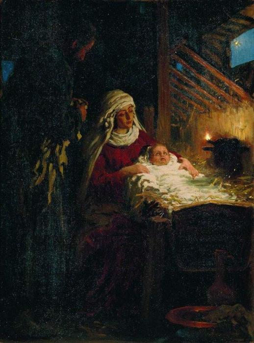 � ождество Христово. �