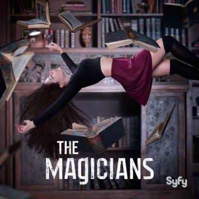Syfy сериал «Волшебники» / «The Magicians».