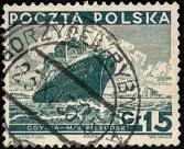 2.3.2.1.10 Gdynia-ms Pielsudski Штамп не четко - Gozycea-Ribno 23.XI.35 (167x136, 18Kb)