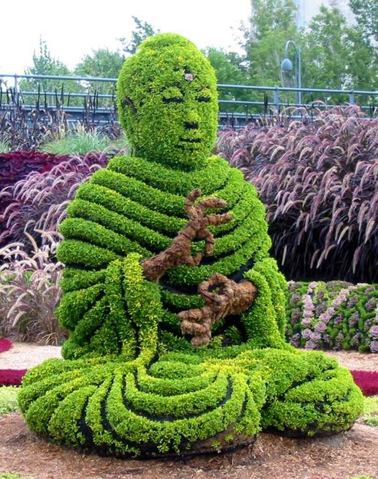 The Buddha, Montreal Botanical Garden, Canada  1Р° (552x700, 537Kb)
