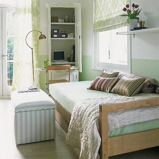 Bedroom office design