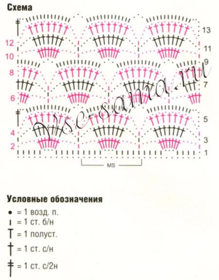 Uzor-kryuchkom---Prostye-uzory-1-ch (450x576, 174Kb)