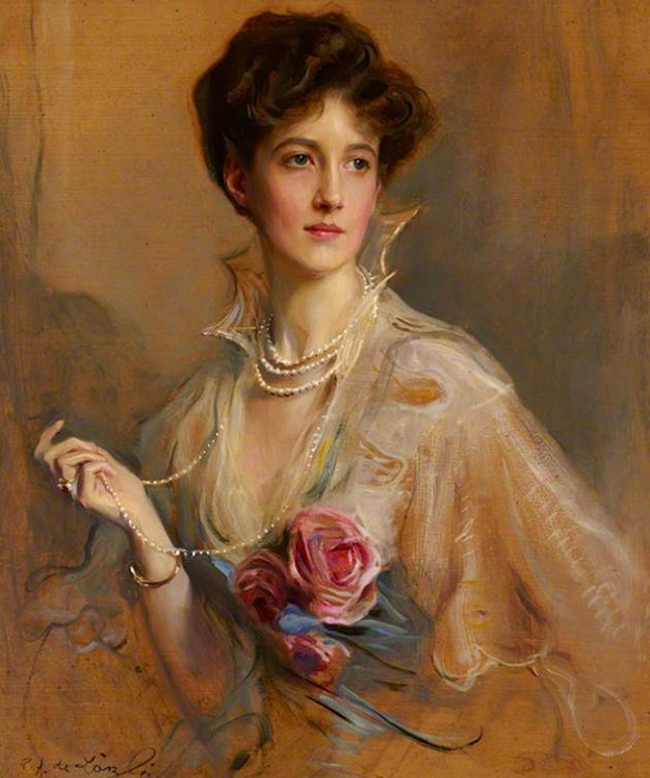 Violet Rawson (1892–1956), Lady Leconfield (584x700, 391Kb)