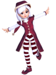 ������ Christmas Elf 02 (336x448, 121Kb)