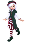 ������ Christmas Elf 07 (336x448, 101Kb)