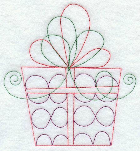 Новогодняя упаковка своими руками шаблоны