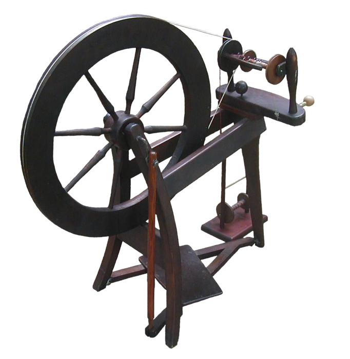 spinning wheel (682x700, 316Kb)