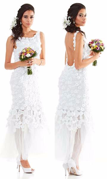 Летнее свадебное платье крючком. Схемы мотивов (1) (360x600, 103Kb)