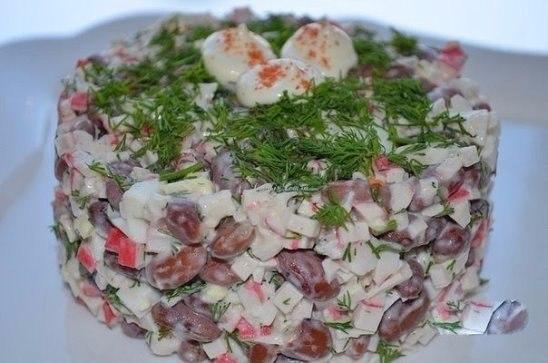 салат с фасолью (548x363, 45Kb)