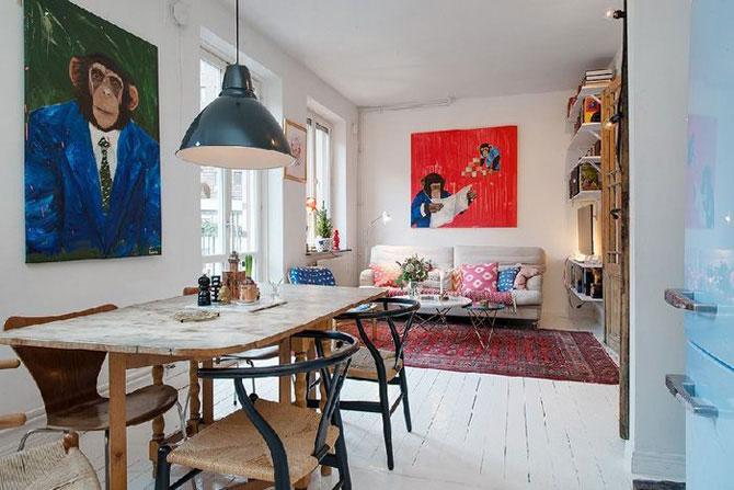 интерье малогабаритной квартиры 1 (670x447, 209Kb)