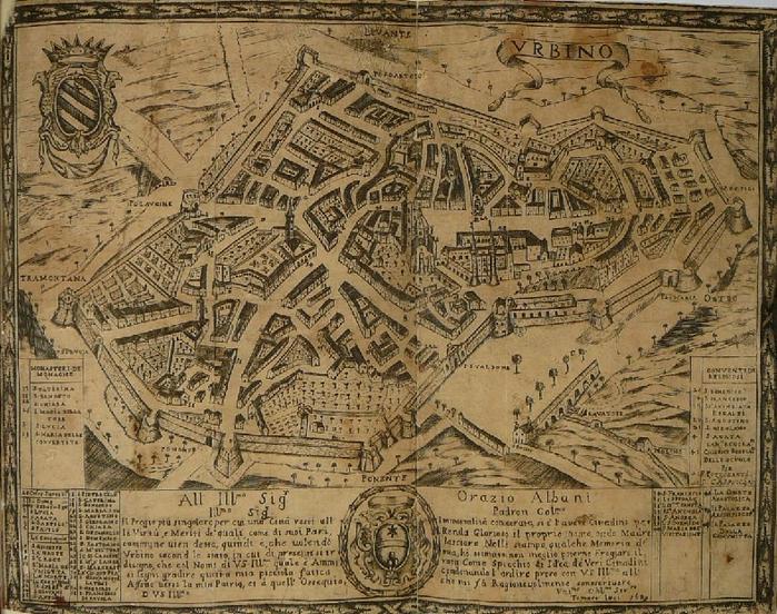 Pianta-di-Urbino-del-18-secolo (700x552, 541Kb)