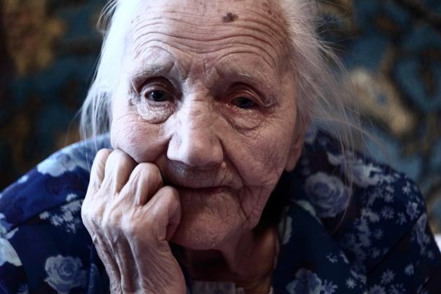 Грустные видео про старых бабушек фото 528-846