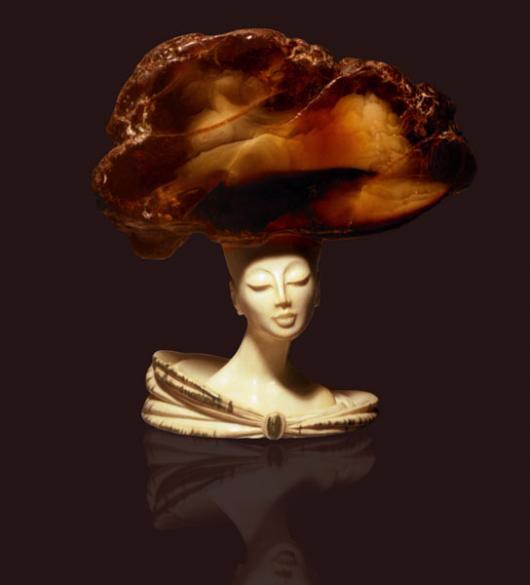 Женщина в шляпе (630x705, 106Kb)