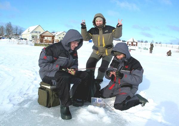 Как правильно одеться на зимнюю рыбалку!