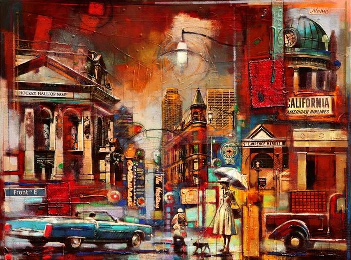 Victor Colesnicenco ������ ������������ Tutt'Art@ (7) (700x520, 550Kb)