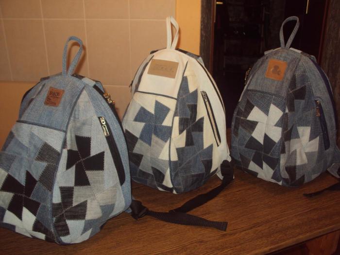 Сшить рюкзак в блогах