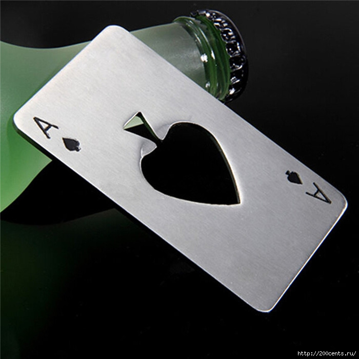 New Stylish Hot Sale 1pc Poker Playing Card Ace of Spades Bar Tool Soda Beer Bottle Cap Opener Gift/5863438_NewStylishHotSale1pcPokerPlayingCardAceofSpadesBarToolSodaBeerBottle3 (700x700, 145Kb)