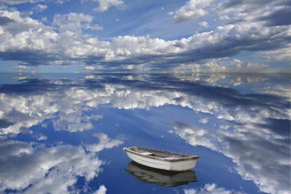 Зеркальн.вода озера (590x393, 167Kb)