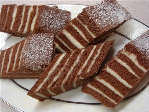 торт нутелла (500x375, 187Kb)