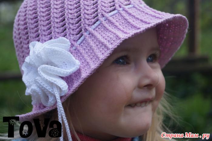 钩针:儿童帽子(大师班) - maomao - 我随心动