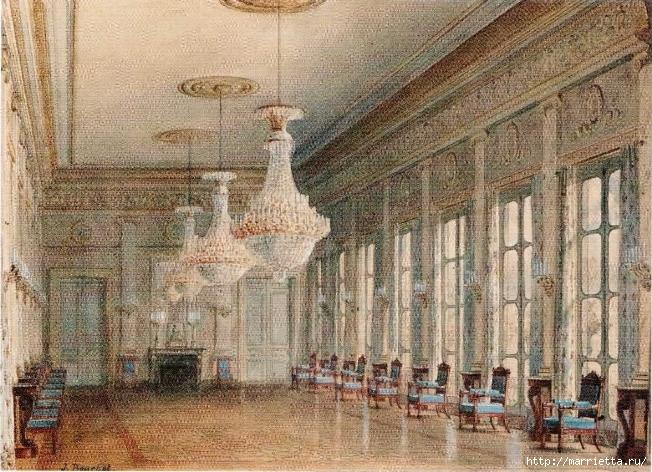 Дизайн интерьера. Романтика 19-го века. Акварель (5) (652x472, 337Kb)