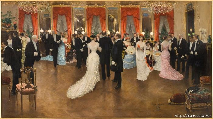 Дизайн интерьера. Романтика 19-го века. Акварель (12) (700x391, 265Kb)