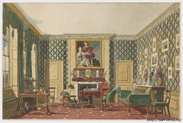 Дизайн интерьера. Романтика 19-го века. Акварель (22) (640x432, 219Kb)
