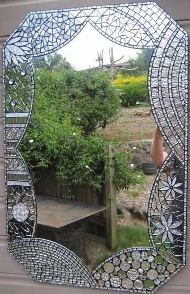 Зеркальная мозаика. Роскошные идеи для вдохновения (2) (388x600, 283Kb)