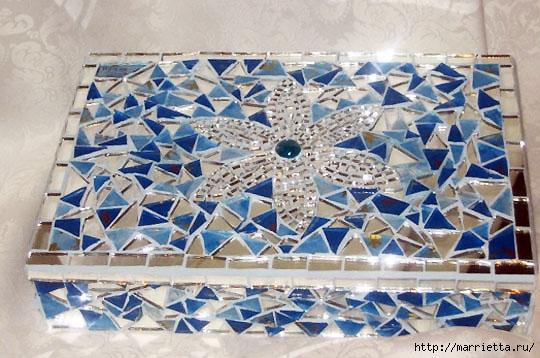 Зеркальная мозаика. Роскошные идеи для вдохновения (13) (540x358, 165Kb)