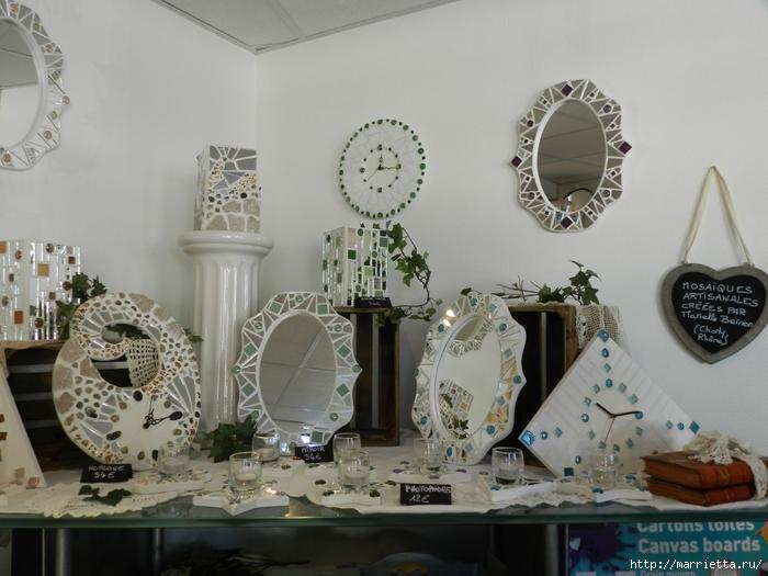 Зеркальная мозаика. Роскошные идеи для вдохновения (34) (700x525, 244Kb)
