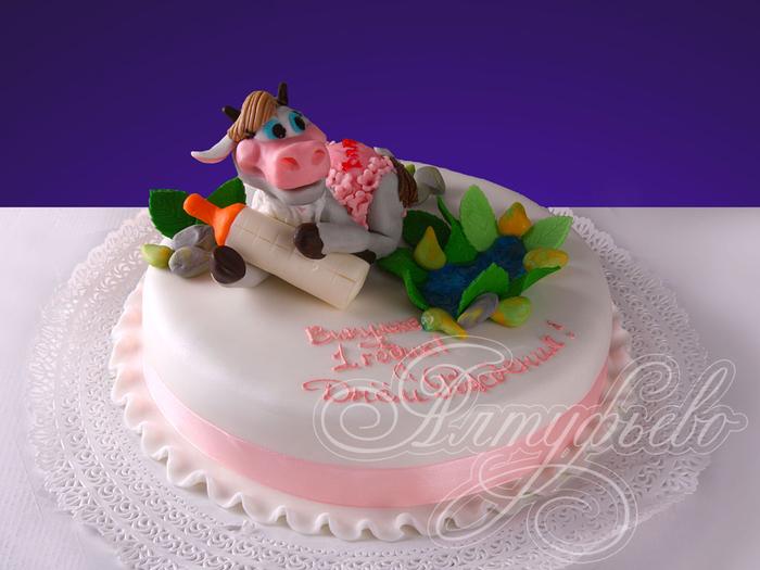 деткий торт с фигурками из мастики (6) (700x525, 280Kb)