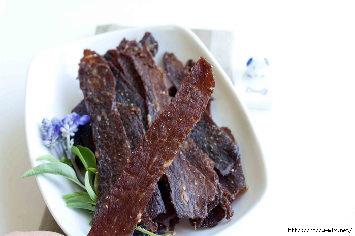 Spicy Teriyaki Beef Jerky (2) (700x466, 170Kb)