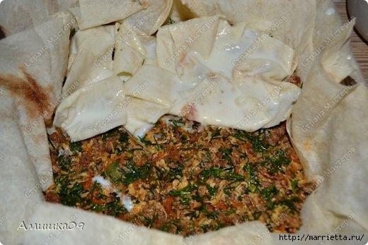 Рецепт мясного пирога из лаваша (6) (520x347, 121Kb)