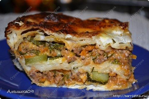 Рецепт мясного пирога из лаваша (9) (520x347, 122Kb)