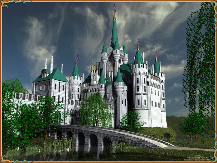 5. Замок Бельфегора Каваллини.1 (700x525, 445Kb)