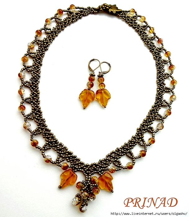 free-beading-tutorial-necklace-pattern-aututmn-3 (608x700, 241Kb)