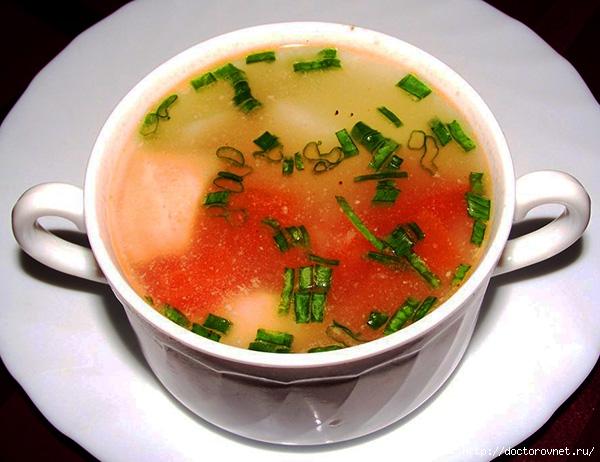 Аюрведа рецепты  (супы) для детоксикации