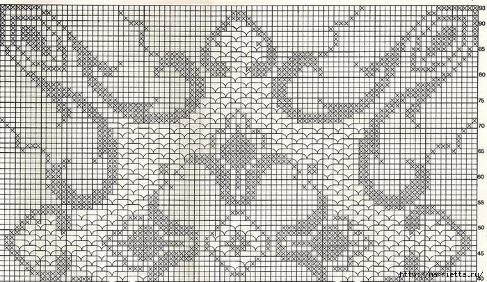 ПОКРЫВАЛО. Вязание крючком (2) (700x406, 376Kb)
