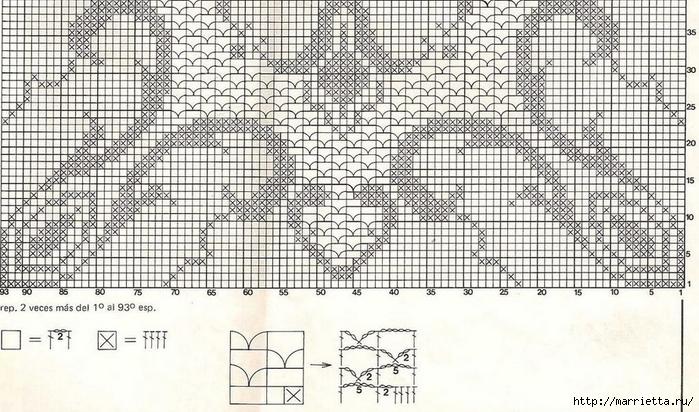 ПОКРЫВАЛО. Вязание крючком (4) (700x412, 309Kb)