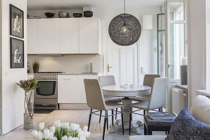 дизайн интерьера в скандинавском стиле фото 2 (700x466, 312Kb)