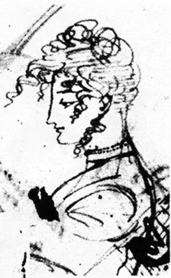 Женский портрет (340x552, 137Kb)