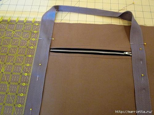 Как сшить спортивную сумку. Мастер-класс (23) (500x375, 166Kb)