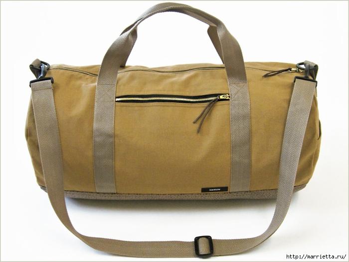 Как сшить спортивную сумку. Мастер-класс (48) (700x525, 199Kb)
