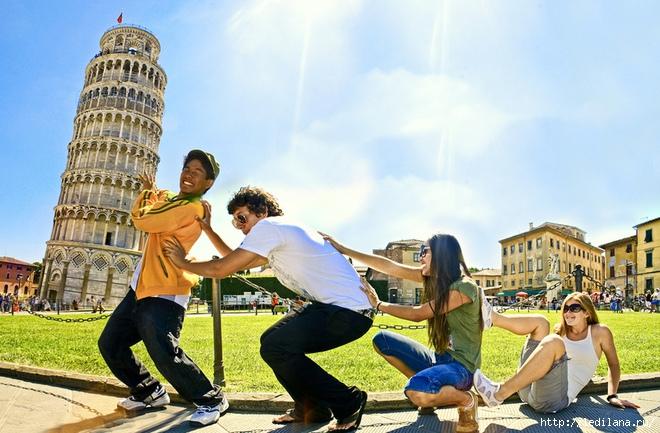 Студенческие туры по Европе