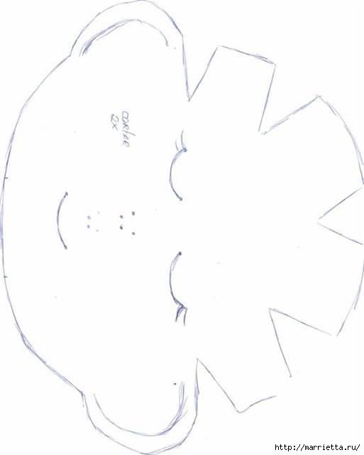Выкройка для пошива тряпичных пупсов (8) (513x640, 36Kb)