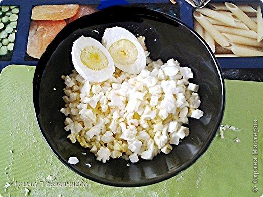 Слоеный салат с куриной копченой грудкой (6) (520x390, 219Kb)